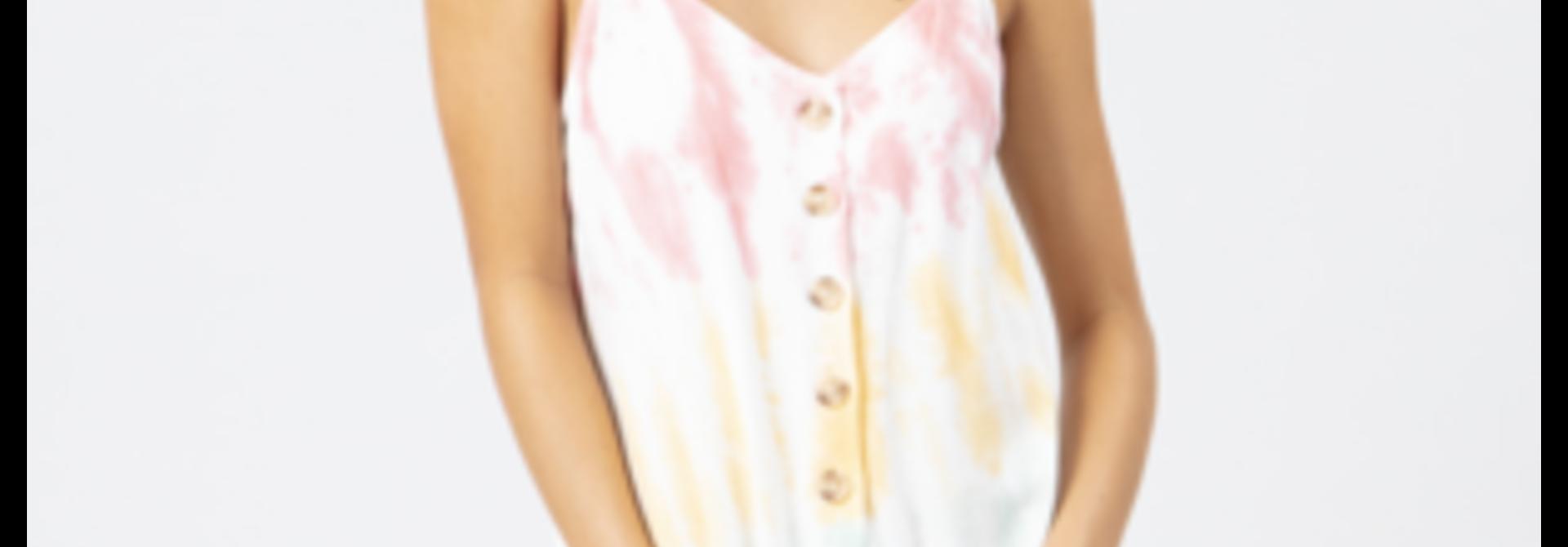 WIPEOUT DRESS
