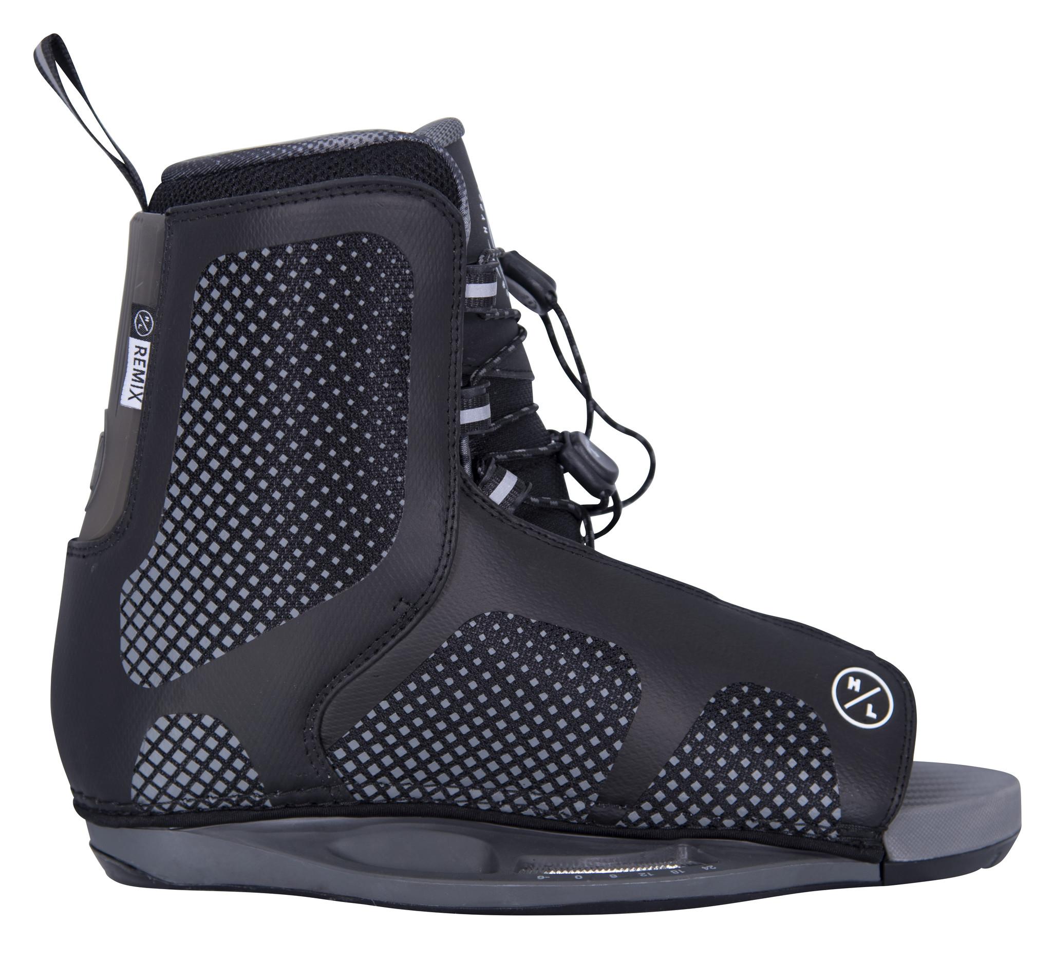 Remix Boot Black-1