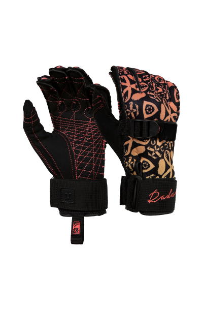 LYRIC INSIDE-OUT GLOVE Coral Fade 2021-1