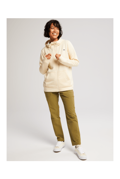 Women's Oak Full-Zip Fleece