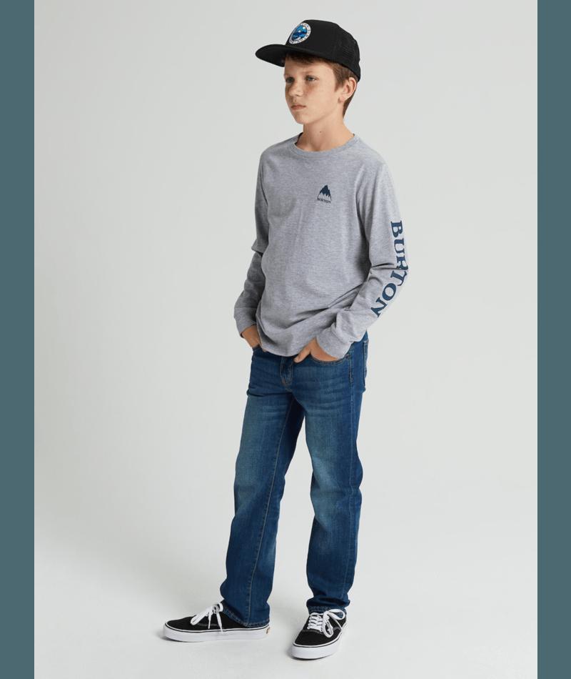 Kids' Elite Long Sleeve T-Shirt-1