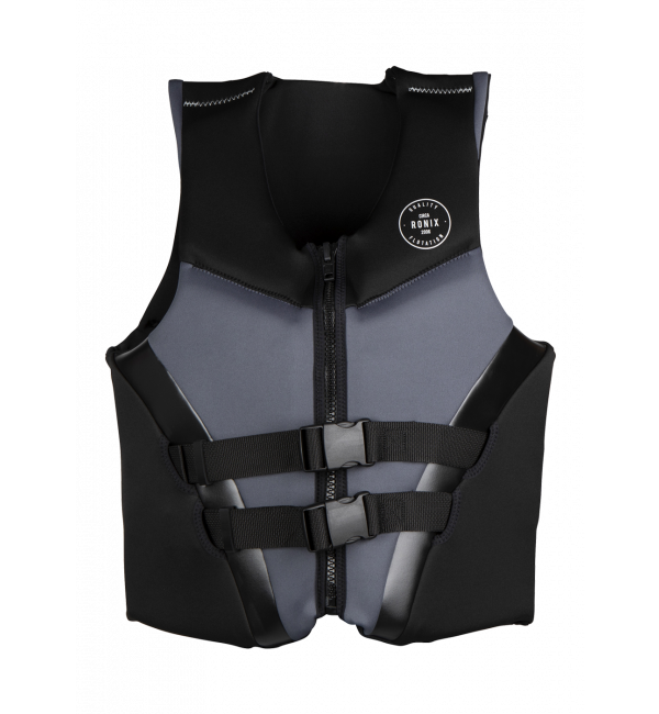 Covert CGA Life Vest Black/Grey-3