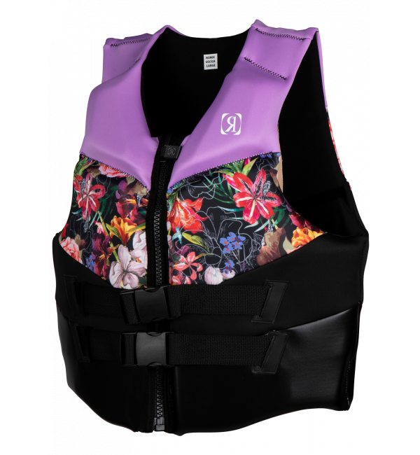 Daydream Women's CGA Life Vest Lavender/Floral-1