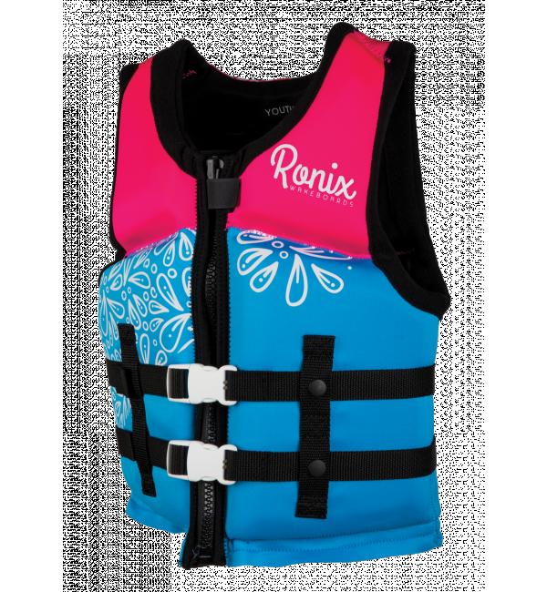 August Girl's CGA Life Vest-3