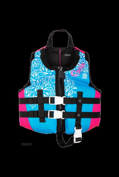 August Girl's CGA Life Vest