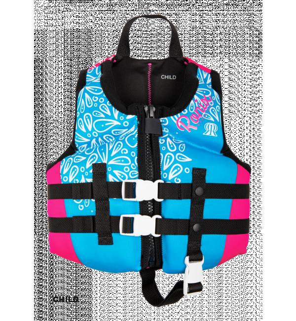 August Girl's CGA Life Vest-2