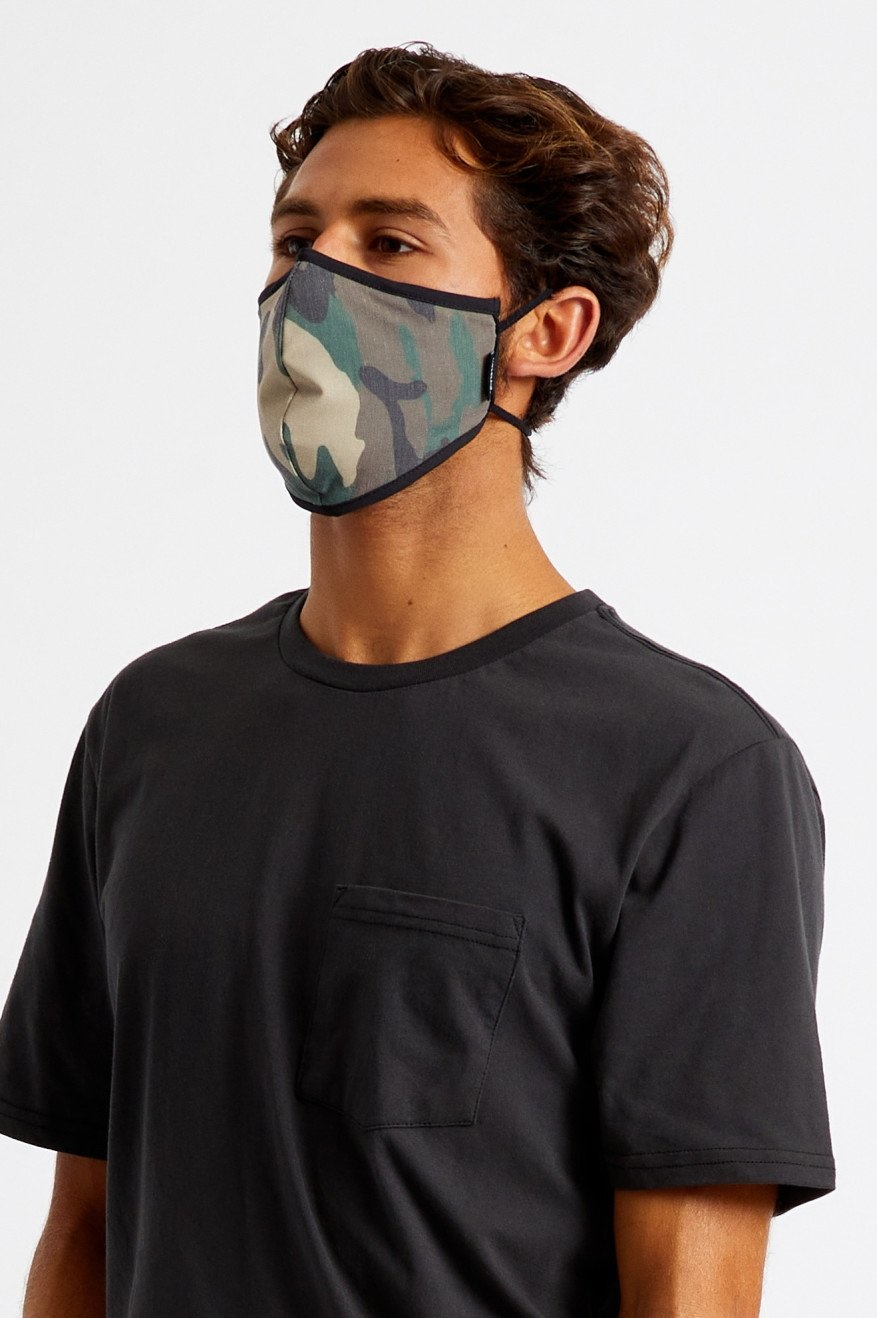 ANTIMICROBIAL FACE MASK-1