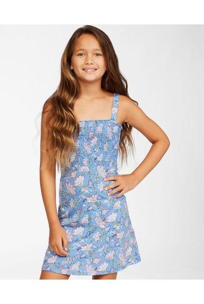 GIRLS SUMMER DARLIN KNIT DRESS