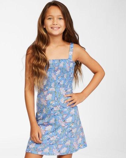 GIRLS SUMMER DARLIN KNIT DRESS-1