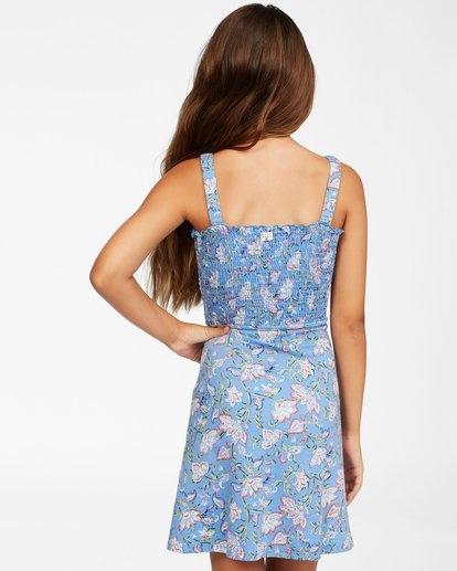 GIRLS SUMMER DARLIN KNIT DRESS-2
