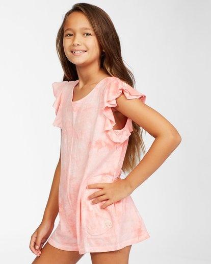 GIRLS WAVE BREAK DRESS-2