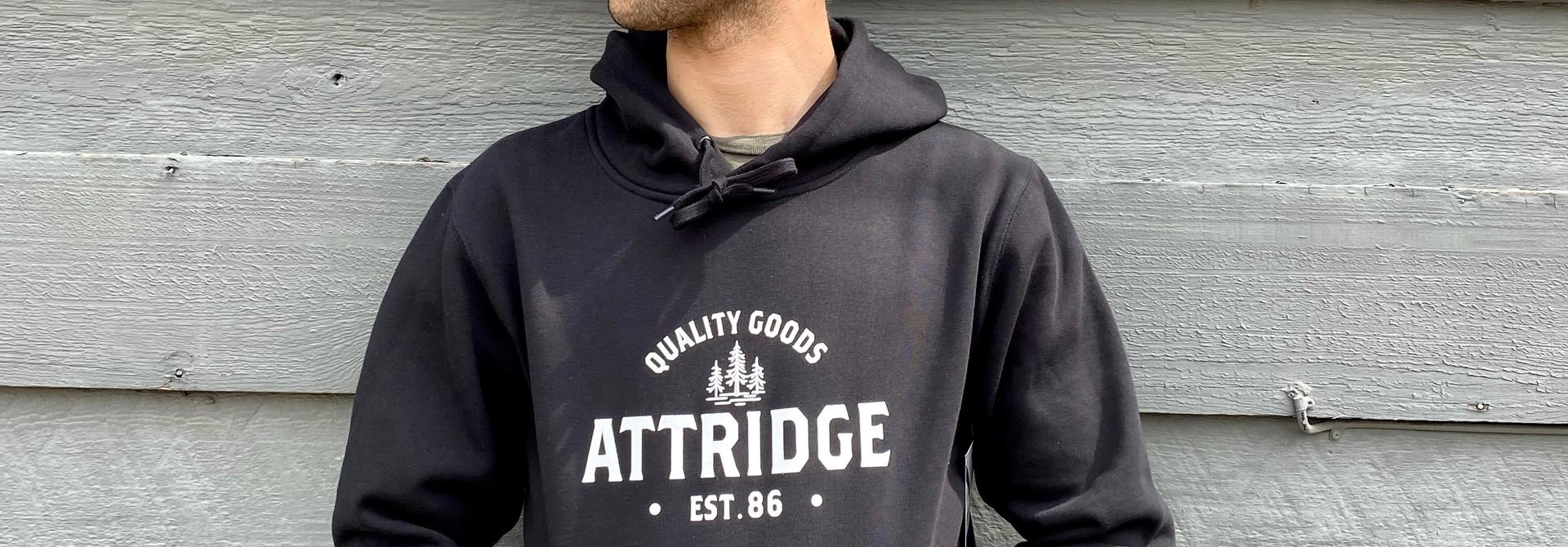 Attridge Tree Pullover Hoodie