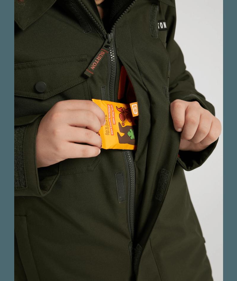 Boys' Uproar Jacket-5