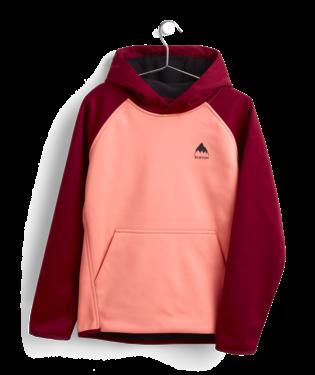 Kids' Crown Weatherproof Pullover Fleece-1