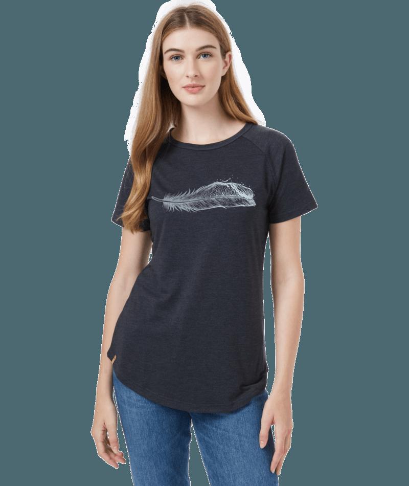 W Featherwave T-Shirt-6