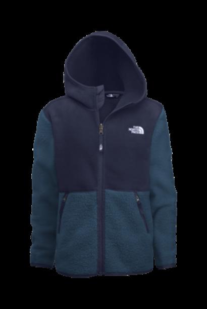 Boys' Forrest Full Zip Hooded Fleece Jacket
