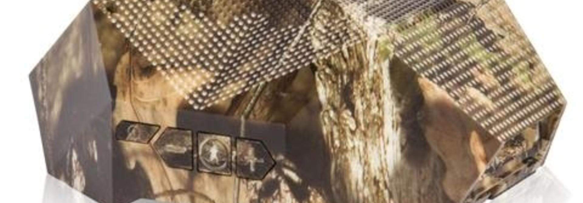 TURTLE SHELL 3.0 - Rugged Wireless Boombox Mossy Oak