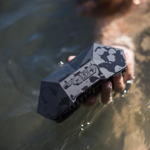 TURTLE SHELL 3.0 - Rugged Wireless Boombox Mossy Oak-2