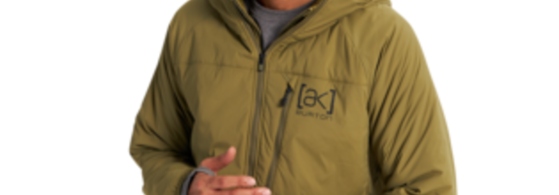Men's [ak] Helium Hooded Stretch Insulated Jacket