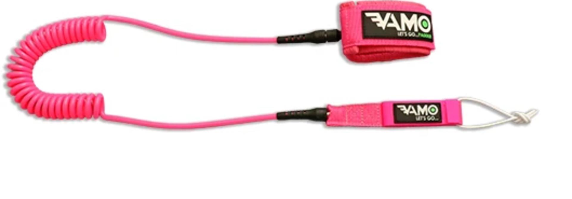 Vamo 10' Hybrid Coiled Leash
