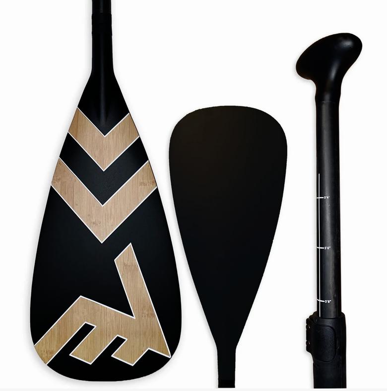 Fiberglass/Carbon Fiber Adj Paddle-1