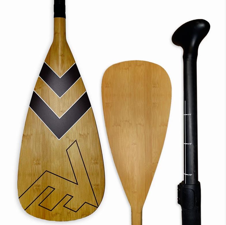 Fiberglass/Carbon Fiber Adj Paddle-2