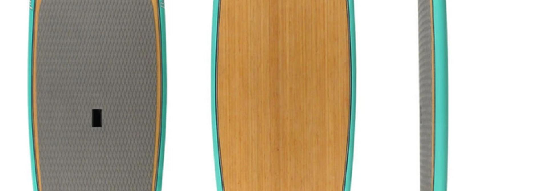 """Wide All Arounder 10'6"""" - Wood Veneer"""