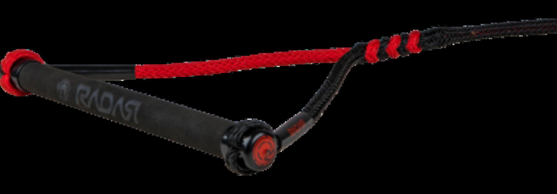 Vapor Custom Handle Black/Red-13in