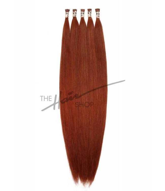 The Hair 808 I Tip Straight 18 Extensions