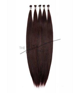 "The Hair Shop 808 U-Tip (KeraTip) Straight 14"" Extensions"