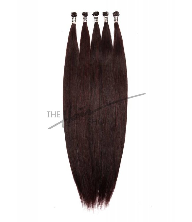 "The Hair Shop 808 U-Tip (KeraTip) Straight 14"" Extensions"