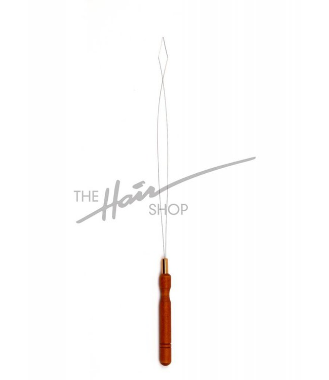 The Hair Shop The Hair Shop Wooden Loop Needle