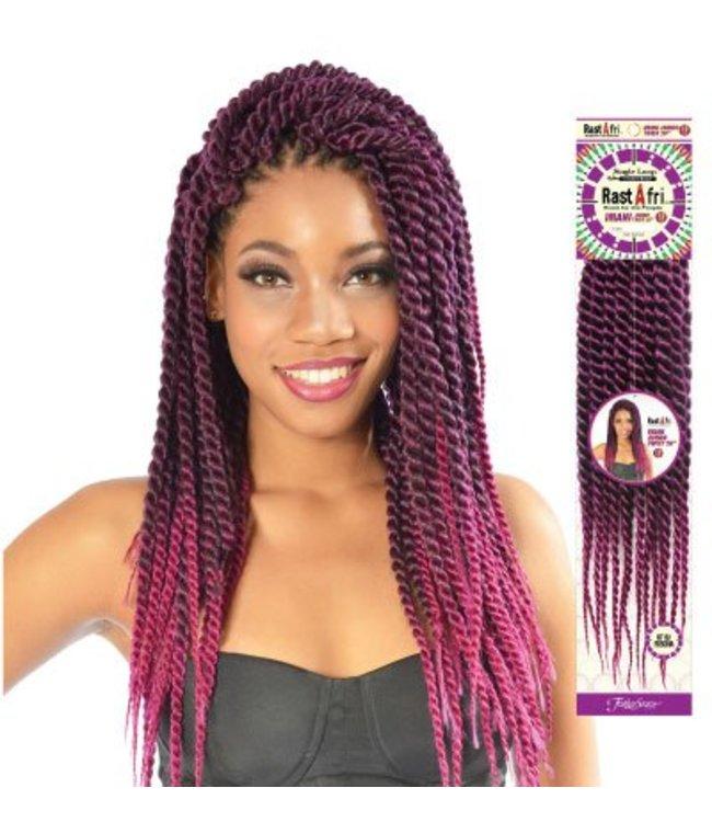 "Rastafri Rastafri Imani Jumbo Twist 20"" Crochet Hair"