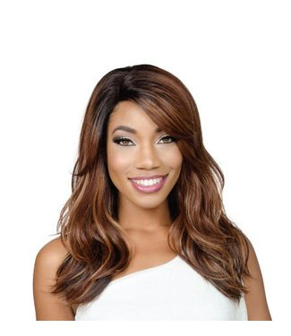 Fashion Source Fashion Source EZL-Gabrielle XL Lace Front Wig