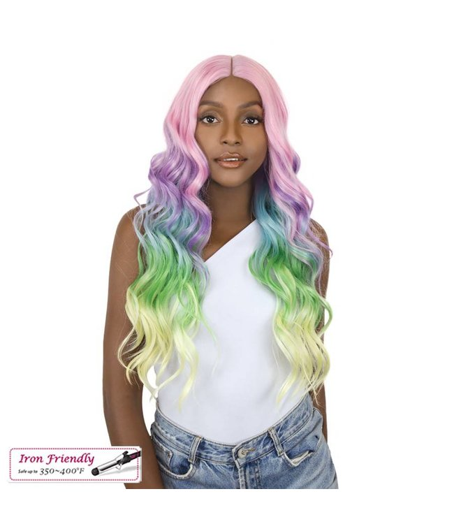 It s a Wig Unicorn Body Wave Lace Front Wig - UNITED BEAUTY SUPPLY 20877bef3