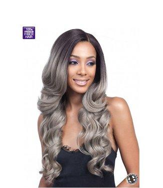 Bobbi Boss Bobbi Boss MLF224 Keeshana Lace Front Wig