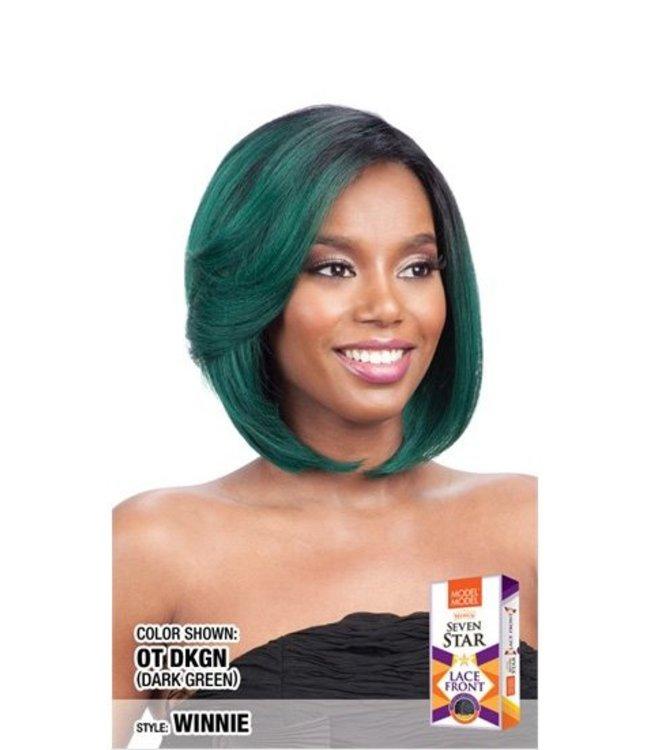 Model Model Model Model Winnie Lace Front Wig
