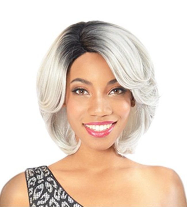 Fashion Source Fashion Source HT-Ivory Wig