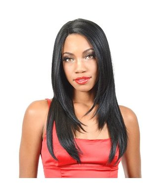 Fashion Source Fashion Source EZL-Karma Lace Front Wig