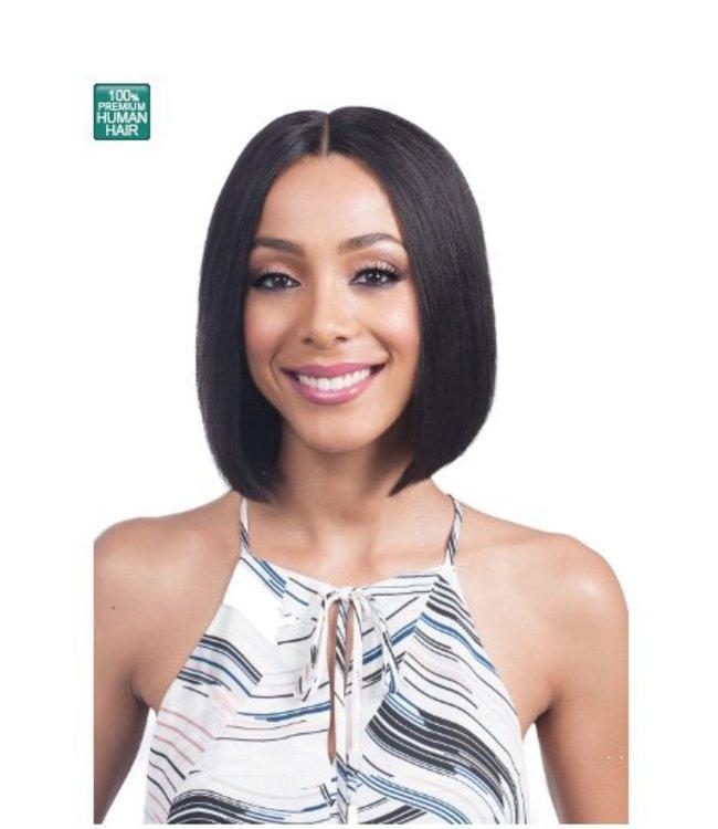 Bobbi Boss Bobbi Boss MHLF800 EMA 100% Human Hair Lace Front Wig