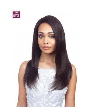Bobbi Boss Bobbi Boss MHLF-T Isabella 100% Human Hair Lace Front Wig