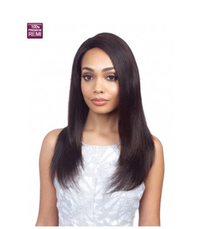 Bobbi Boss Mhlf T Isabella 100 Human Hair Lace Front Wig United