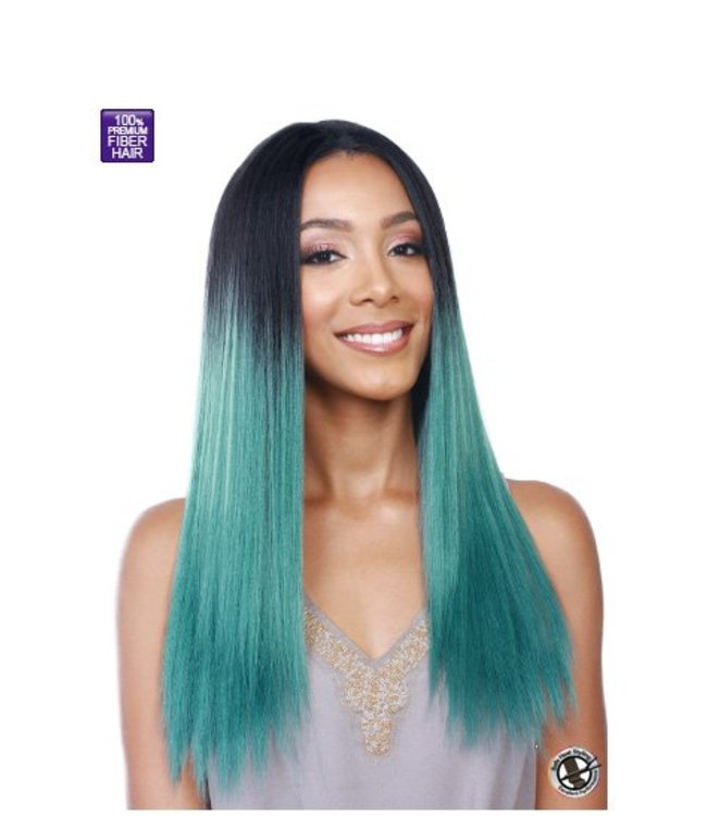 Bobbi Boss Bobbi Boss MLF99 Yani Lace Front Wig