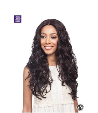 Bobbi Boss Bobbi Boss MLF186 Joana Lace Front Wig