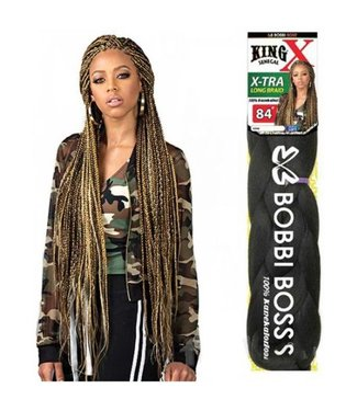 Bobbi Boss Bobbi Boss Kanekalon King X Senegal Braid 84""