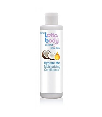 Lotta Body Lotta Body Hydrate Me Moisturizing Conditioner 10.1OZ