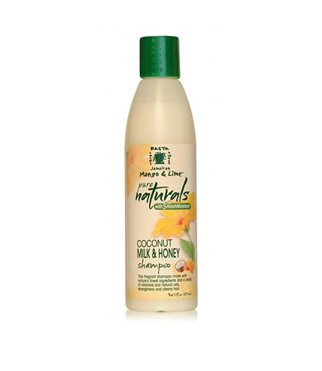Jamaican Mango & Lime Jamaican Mango & Lime Coconut Milk & Honey Shampoo 8OZ
