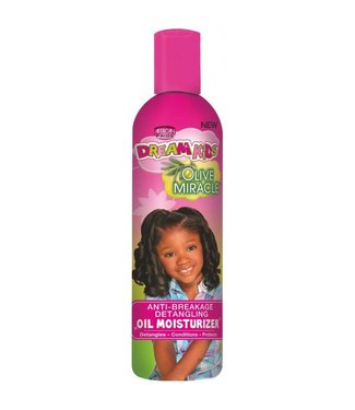 African Pride African Pride Dream Kids Olive Miracle Oil Moisturizer 8OZ