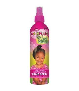 African Pride African Pride Dream Kids Olive Miracle Braid Spray 12OZ