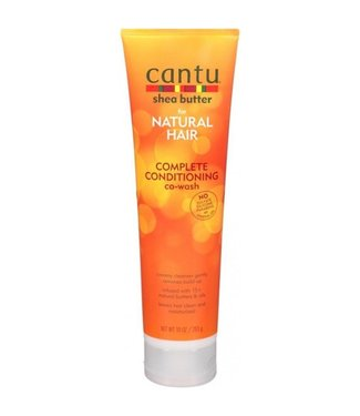 Cantu Cantu Shea Butter for Natural Hair Complete Conditioning Co-Wash 10OZ